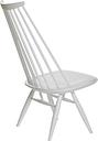 Artek Mademoiselle lounge chair, white
