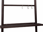 Verso Design Tikas shelf, black