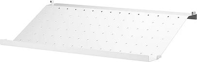 String Furniture String shoe shelf, 58 x 30 cm, white