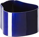 Artek Riihitie plant pot A, large, blue gloss