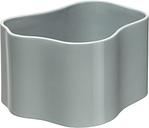 Artek Riihitie plant pot B, medium, light grey