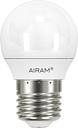 Airam LED deco bulb 6W E27 470lm