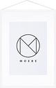 Moebe Frame, white