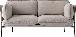 &Tradition Cloud LN2 sofa, 2-seater, Sunniva 2/242