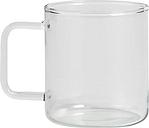 HAY Glass coffee mug