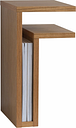 Maze F-shelf, right, oak