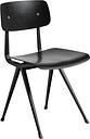 Hay Result chair, black - black oak