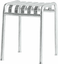 Hay Palissade stool, hot galvanised