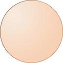 AYTM Circum mirror 90 cm, amber