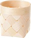 Verso Design Viilu birch basket, S
