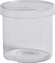 Hay Container, L, clear