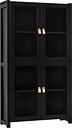 Lundia Moments cabinet, medium, black