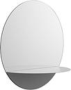 Normann Copenhagen Horizon mirror round, grey