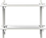 Menu Stick System 1 x 2, white