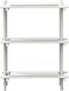 Menu Stick System 1 x 3, white