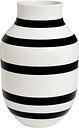 Kähler Omaggio vase, large, black