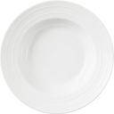 Tivoli Banquet deep plate 22 cm, white