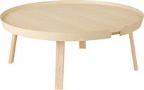 Muuto Around coffee table, XL, ash