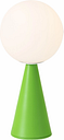 FontanaArte Bilia Mini table lamp, green