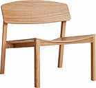 Made by Choice Halikko lounge chair, oak