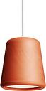 New Works Material pendant, terracotta