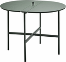 Skagerak Picnic table 105, hunter green