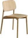 HAY Soft Edge 12 chair, matt lacquered oak