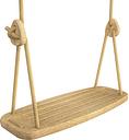 Lillagunga Lillagunga Classic swing, oak - beige