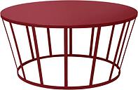 Petite Friture Hollo coffee table, burgundy