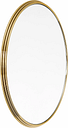 &Tradition Sillon SH5 mirror 66 cm, brass