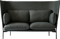 &Tradition Cloud High Back LN6 sofa, 2-seater, Fiord 971