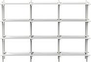 Menu Stick System 3 x 4, white