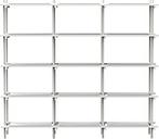 Menu Stick System 3 x 5, white