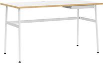 Normann Copenhagen Journal desk, white