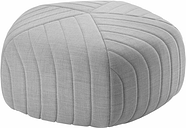 Muuto Five pouf, light grey