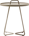 Cane-line On-the-move table, small, taupe