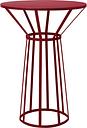 Petite Friture Hollo table, burgundy