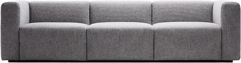 HAY Mags sofa 3-seater, Hallingdal 130