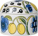 Arabia Paratiisi jar with lid