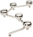 Klong Constella tealight holder, aluminium