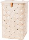 Verso Design Lastu birch basket with lid, XL