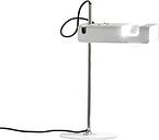 Oluce Spider 291 table lamp, white