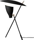 Warm Nordic Silhouette table lamp, black