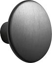 Muuto Dots Metal coat hook, black
