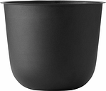 Menu Wire pot, black
