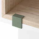 Muuto Stacked 2.0 clip, dusty green