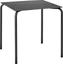 Serax August table, black