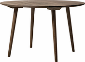 &Tradition In Between SK4 table 120 cm, smoked oak