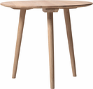 &Tradition In Between SK3 table 90 cm, white oiled oak