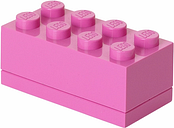 Room Copenhagen Lego Mini Box 8, pink